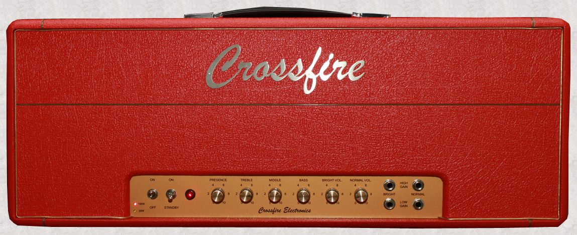 Crossfire Amplifier Picture